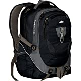 High Sierra Stalwart Backpack, Black/Charcoal