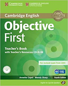 Objective First for Spanish Speakers Teachers Book with Teachers ...