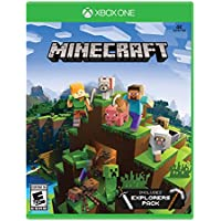 Minecraft Explorers Pack Standard Edition for Xbox One by Microsoft