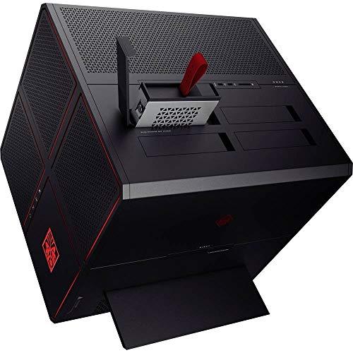 HP Omen X 900-035XV Gaming Desktop PC - Intel Core i7-6700K 4.0GHz, 32GB, 256GB PCI-e SSD, 2TB HDD, Radeon R9 Fury X 4GB Graphics, DVDRW, Bluetooth 4.0, Windows 10 Home