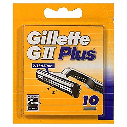 GILLETTE BLADE G11 PLUS 10 Prodhks