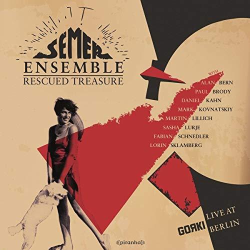 Rescued Treasure - Live at Gorki Berlin -