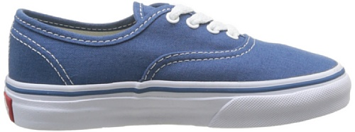 Vans K Authentic, Zapatillas Niño Azul (Navy)