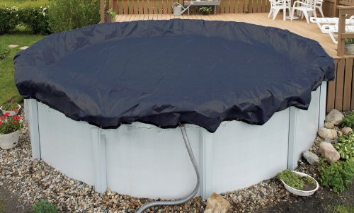 (8-Year 24 ft Round Pool Winter Cover)