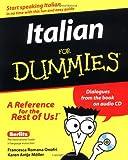 Italian for Dummies (With Audio CD)