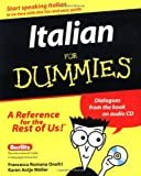 italian all in one for dummies - Italian for Dummies (With Audio CD)