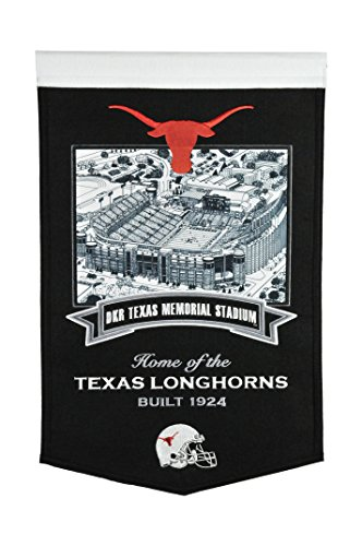 Fan Ncaa Banner Longhorns Texas - Winning Streak NCAA Texas Longhorns DKR Memorial Stadium Banner