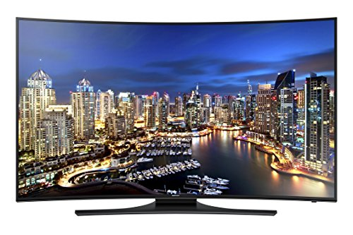 Samsung UN55HU7250 Curved 55-Inch 4K Ultra HD 120Hz Smart LED TV (2014 Model)