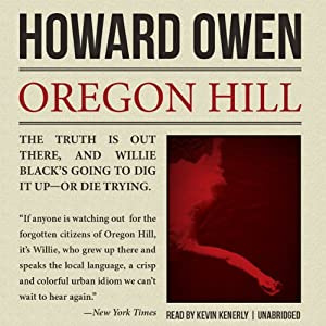 Oregon Hill Audiobook