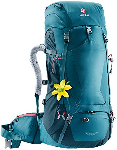2951bf2ddb Deuter Act Lite 45+10 SL Womens Hiking Backpack - Discontinued BlackBerry   Aubergine