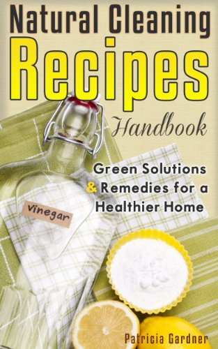 DID YOU KNOW?.... A HOMEMADE CLEANING PRODUCT HANDBOOK