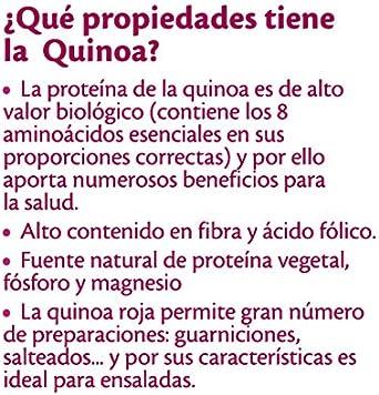 SOS Vidasania Quinoa Roja 200 gr