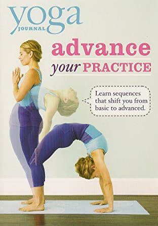 Amazon.com: Yoga Journal: Advance Your Practice From ...