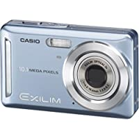 Casio 10 Mp 3X Opt 2.7IN LCD Digital Cam Blue