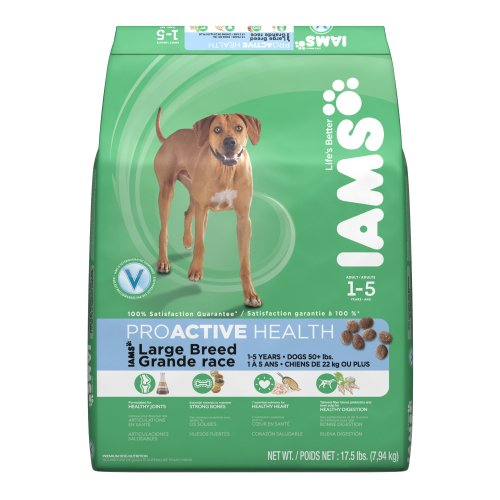 Breed Specific Formula (IAMS PROACTIVE HEALTH Large Breed Adult Dry Dog Food 17.5)