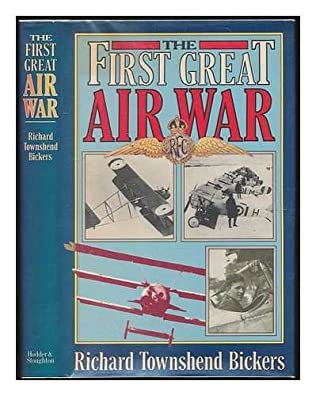 book cover of The First Great Air War