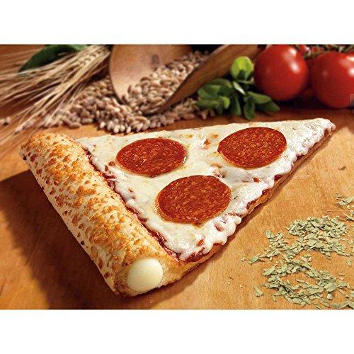 The Max Turkey Pepperoni Plus Stuffed Crust Whole Grain Rich Pizza, 4.8 Ounce - 1 each.