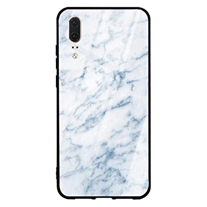 Amazon.com: Carcasa de cristal templado para Huawei Honor 10 ...