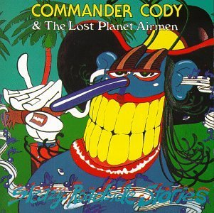 (Sleazy Roadside Stories by Commander Cody (2000-08-16))