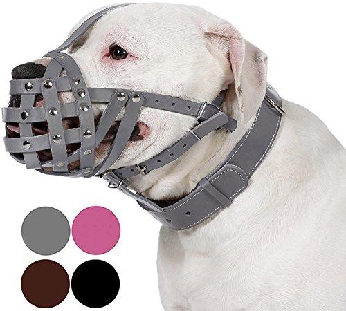 dog muzzle for bulldogs - 3