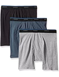 Men's 3-Pack ComfortBlend Boxer Briefs
