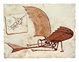 da vinci flying machine - Global Gallery