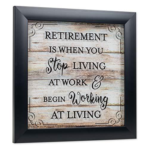 Elanze-Designs-Retirement-Congratulations-12-x-12-Black-Wood-Shadow-Box-Framed-Sign-Plaque
