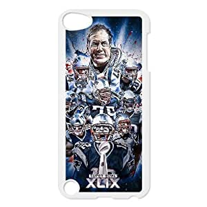 TOMTOM Phone Case Of New England Patriots for iPod Touch 5