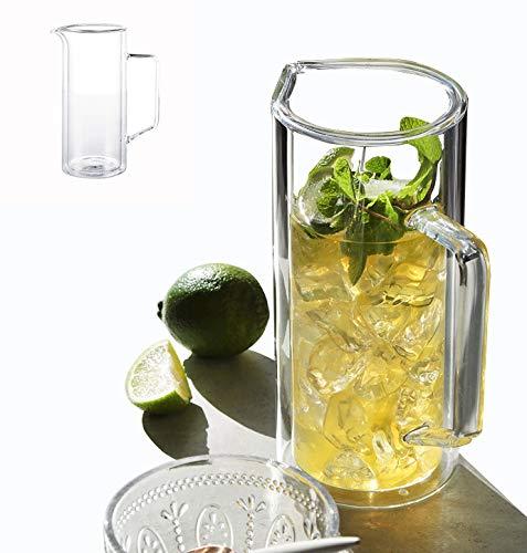 CASA MUUTTI (ITALY) / (1L / FDA testigo) Doble vidrio resistente ...