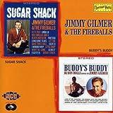 Sugar Shack / Buddy's Buddy -  Jimmy Gilmer & The Fireballs, Audio CD