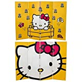 Best HELLO KITTY Room Dividers - Oriental Furniture 4-Feet Tall Double Sided Hello Kitty Review