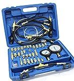 fuel pressure gauge adapter tbi - M2 Outlet PFI TBI System Master Fuel Injection Pressure Test Kit