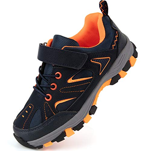 firelli Boys Hiking Shoes Breathable Non-Slip