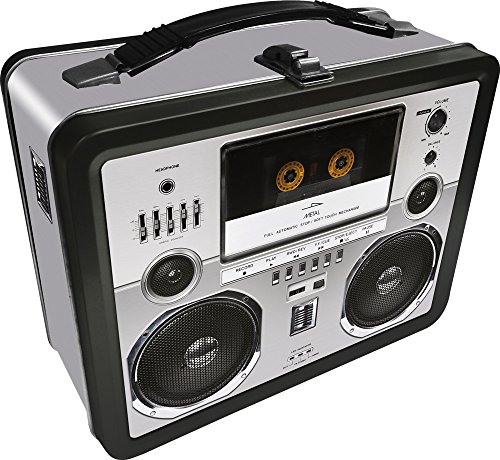 Price comparison product image Aquarius Boombox Large Gen 2 Tin Storage Fun Box