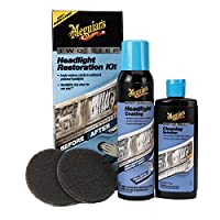 Meguiar's G2970 Two Step Headlight Restoration Kit