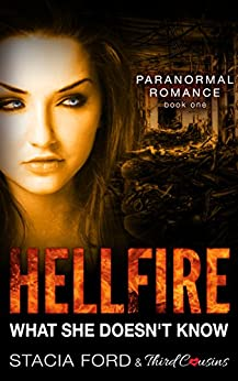 Hellfire What Doesnt Paranormal Romance ebook product image