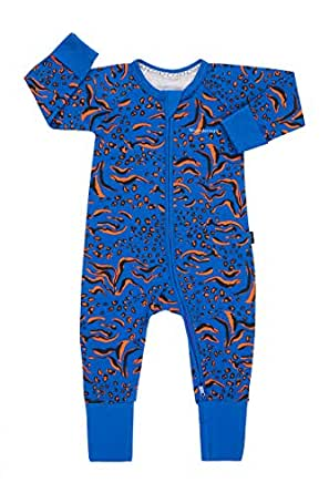 Bonds Baby Zippy - Zip Wondersuit, Animal Mash Up Baloo, 0 (6-12 Months)
