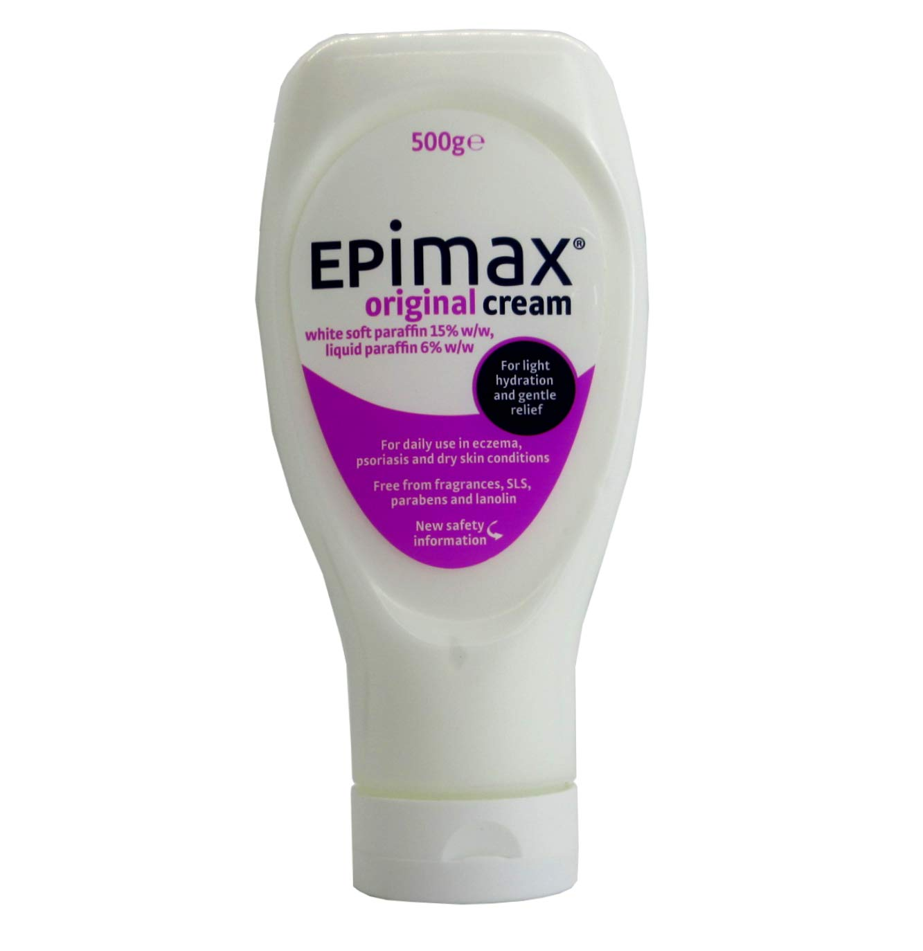 Epimax cream CHOOSE SIZE for eczema/psoriasis (500g)