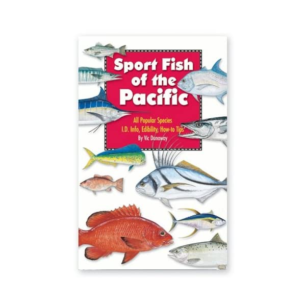 Intermedia Outdoors Sport Fish of The Pacific Book