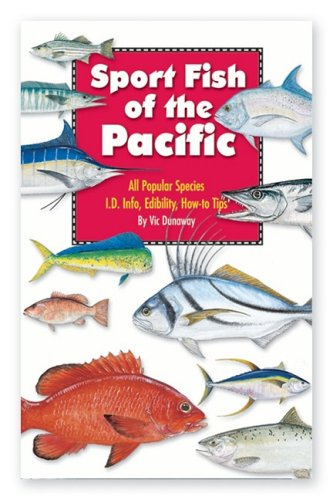 Intermedia Outdoors Sport Fish of The Pacific Book (Fish Pacific Ocean)