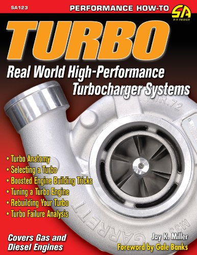- Turbo: Real World High-Performance Turbocharger Systems (S-A Design)