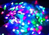 Citra 8 mode LED Waterproof String Light rocket shaped, 45M 170ft 230LED Fairy Lights for Diwali , Indoor, Outdoor, Yard, Garden, Path, Chrismas, Landscape, Wedding, Party, Holiday Decoration (Multi-color)