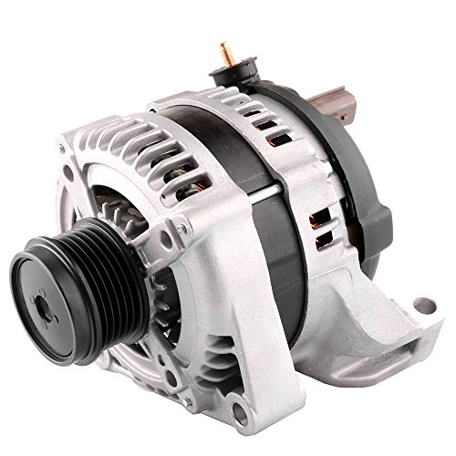 (Alternators,ECCPP 13870R 160A for Chrysler Town Country VAN Dodge Caravan/Grand Caravan 2001 2002 2003 2004 2005 2006 2007 3.3L 3.8L ER/IF 421000-0024)