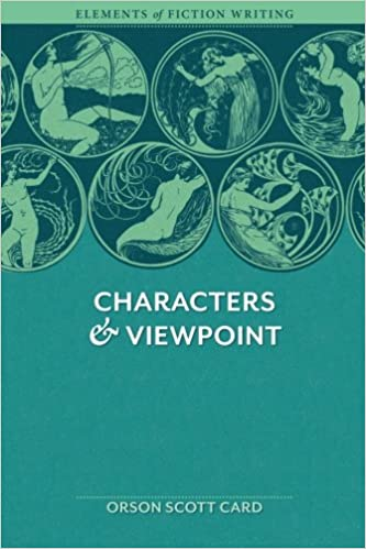 amazon com characters viewpoint elements of fiction writing