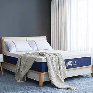 BedStory Materasso in Schiuma viscoelastica, Materasso Memory Foam, con Essenza di Lavanda | 22 cm di Spessore… 1 spesavip