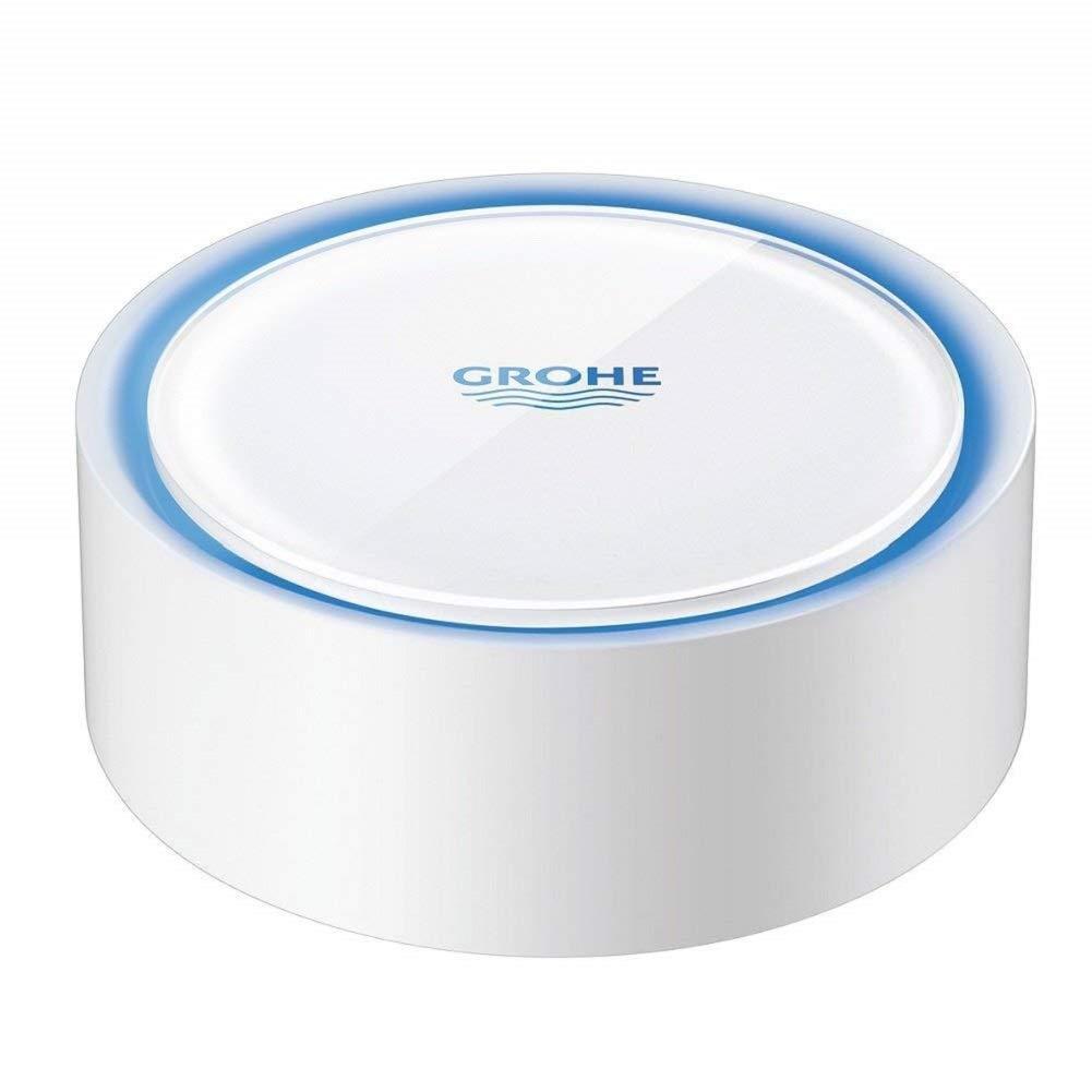 Grohe Sense - Sensor de agua, humedad y temperatura (con batería, WiFi y notificaciones al móvil)