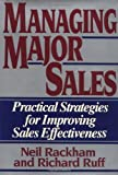 img - for Managing Major Sales book / textbook / text book