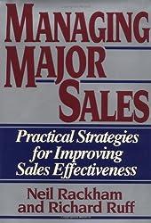 Managing Major Sales