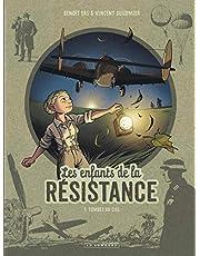 Enfants de la Résistance Les 07 Tombés du ciel
