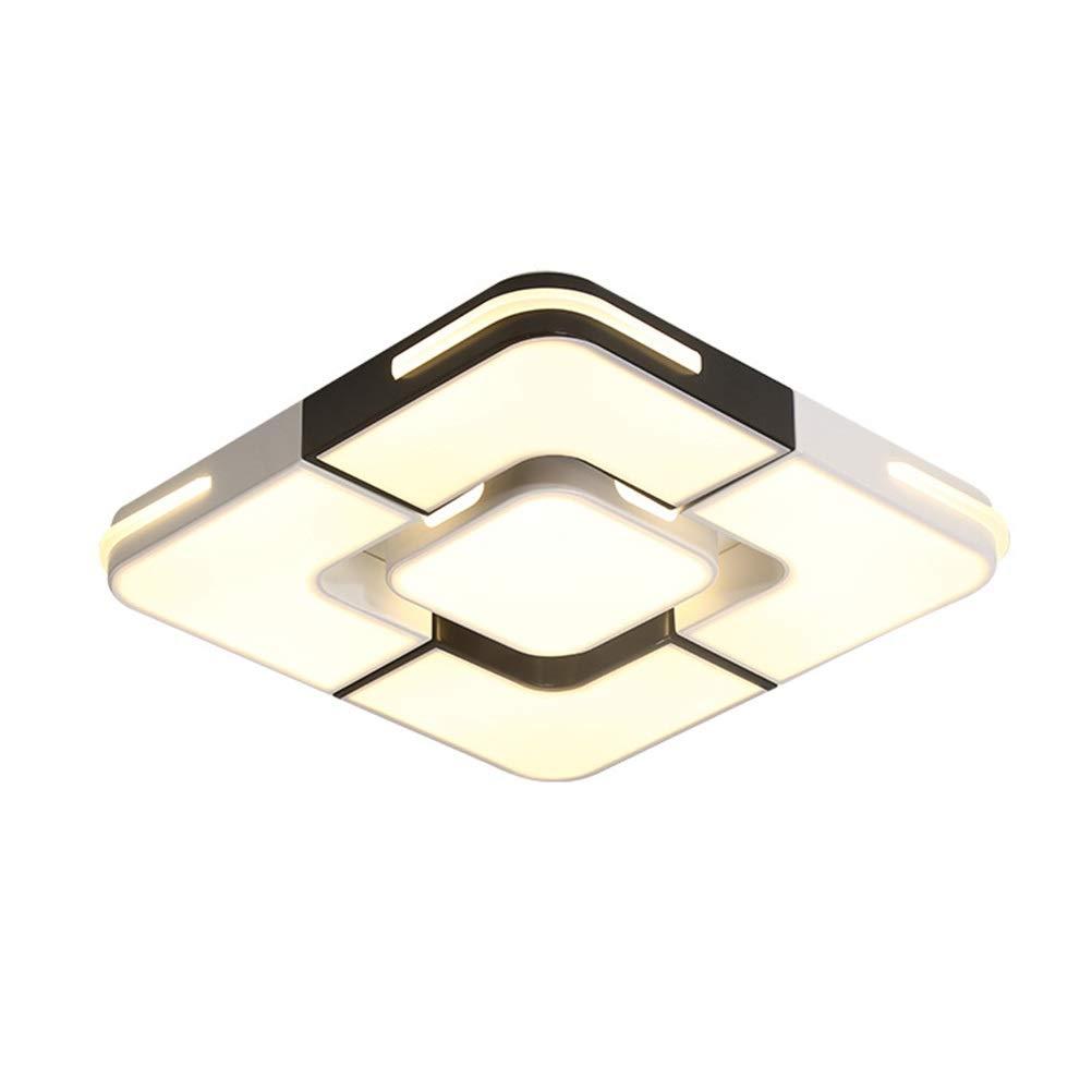 シャンデリア 北欧シャンデリア現代のペンダント照明シーリングライトアクリルシンプルなフィクスチャled吊りランプ用バーキッチン寝室ダイニングルーム B07PLL9CD9